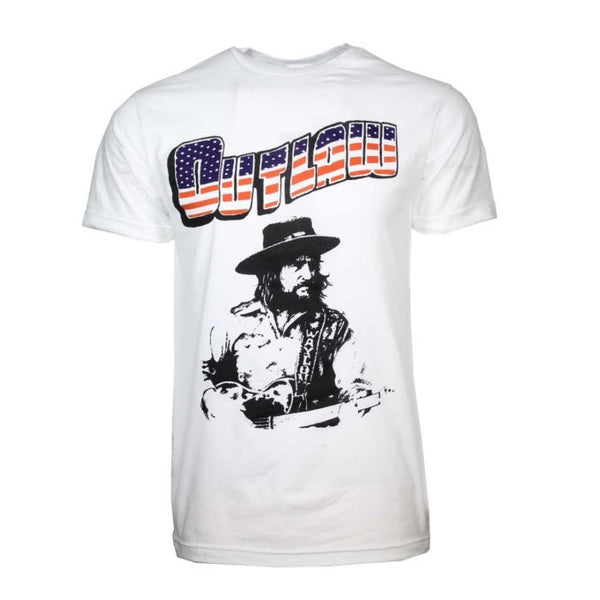 WAYLON JENNINGS Elite T-Shirt, Outlaw