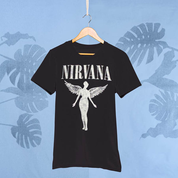 NIRVANA Elite T-Shirt, In Utero Tour Front