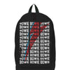 David Bowie Warped Classic Backpack