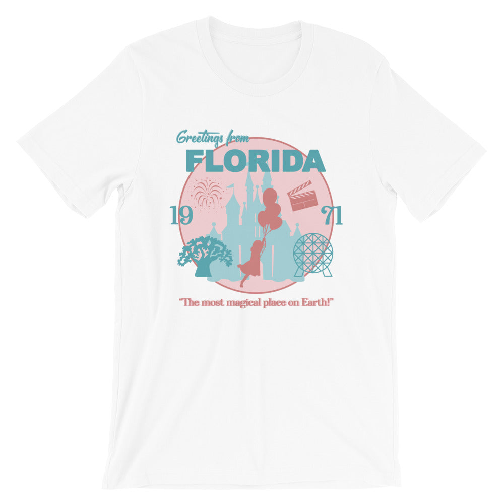 Greetings from Florida | Loose Fit Tee