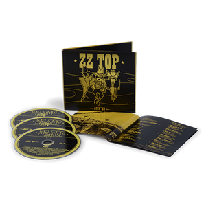 ZZ Top Goin' 50 (3CD)