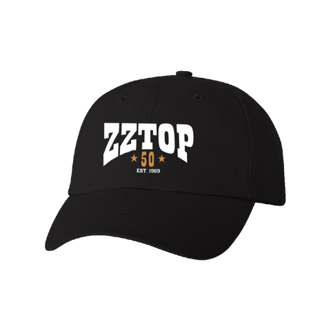 ZZ Top Circle Logo Eliminator new Official strapback Baseball Cap Size One Size