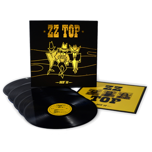 ZZ Top Goin' 50 (5 LP Box)