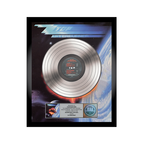 Personalized Afterburner Record