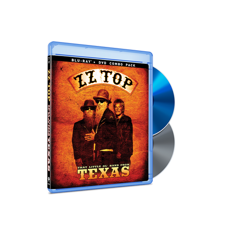 That Lil Ol' Band From Texas (DVD/Blu-ray)