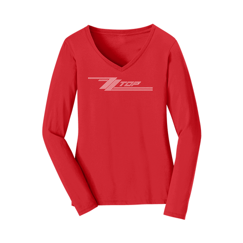 Fan Favorite Bling Long Sleeve