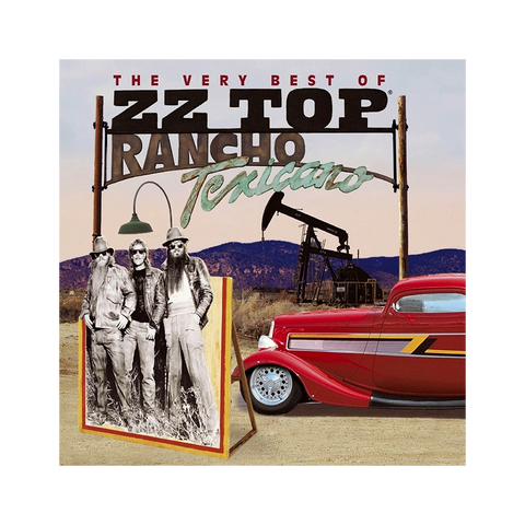Rancho Texicano Customizable Artwork