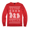 ZZ Top Holiday Sweater