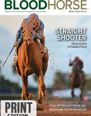 BloodHorse: March 11, 2017 print