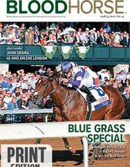 BloodHorse: April 15, 2017 print
