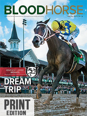 BloodHorse: May 13, 2017 print