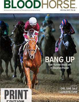 BloodHorse:    June 24, 2017 print