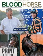 BloodHorse: August 13, 2016 print