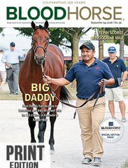 BloodHorse: September 24, 2016 print