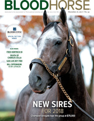 BloodHorse:  December 16, 2017 print