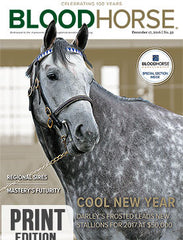 BloodHorse: December 17, 2016 print