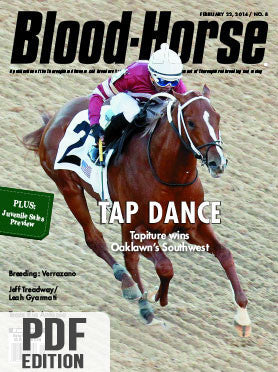 The Blood-Horse: Feb 22, 2014 PDF