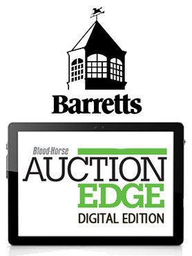 Auction Edge Digital: 2017 Barretts May Sale of 2YO in Training & HRA