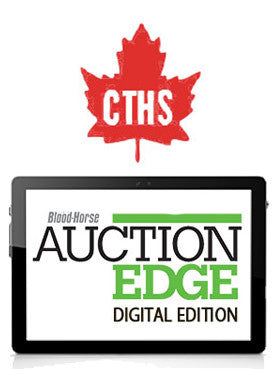 Auction Edge Digital: 2018 CTHS (Ontario) Canadian Premier Yearling Sale