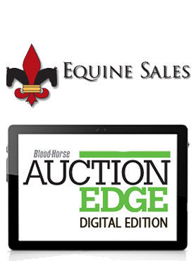 Auction Edge Digital: 2021 Equine Sales Two-Year-Olds in Training Sale