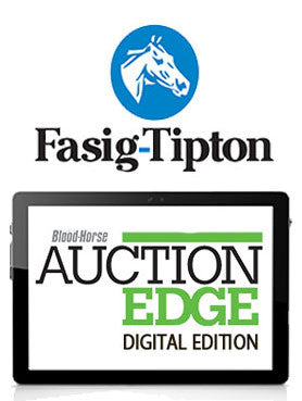 Auction Edge Digital: 2017 Fasig-Tipton The Saratoga Sale & NY Bred Preferred Yearling Sale