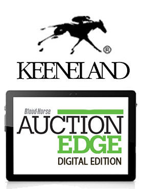 Auction Edge Digital:  2018 Keeneland January Horses of All Ages Sale