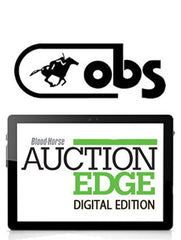 Auction Edge Digital: 2019 OBS April Spring Sale of 2YO in Training