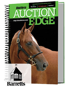 Auction Edge Print: 2018 Barretts Fall Yearling and Horses of All Ages Sale