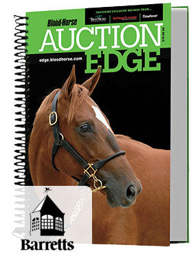 Auction Edge Print: Barretts 2017 March Select 2-Year Olds in Training Sale