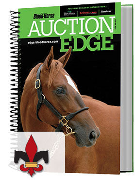 Auction Edge Print: 2018 Equine Sales Consignor Select Yearling Sale