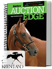 Auction Edge Print:  2020 Keeneland January Horses of All Ages Sale