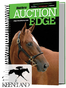 Auction Edge Print: 2017 Keeneland November Breeding Stock Sale