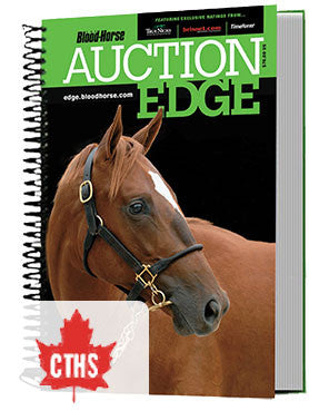 Auction Edge Print: 2018 CTHS (Ontario) Canadian Premier Yearling Sale