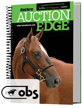 Auction Edge Print:  2018 OBS March Sale of 2YOs in Training
