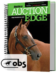 Auction Edge Print: 2021 OBS April Spring Sale of 2YOs in Training