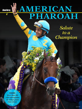American Pharoah: Salute to a Champion Special Collector's Edition