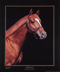 Affirmed by Tony Leonard
