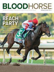 BloodHorse:  January 4, 2020 print