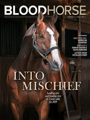 BloodHorse:  January 11, 2020 print