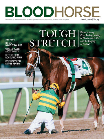 BloodHorse:  June 8, 2019 print