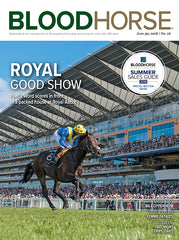BloodHorse:  June 30, 2018 print