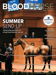 BloodHorse:  July 21, 2018 print
