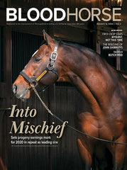 BloodHorse One-Year Subscription Print - Domestic
