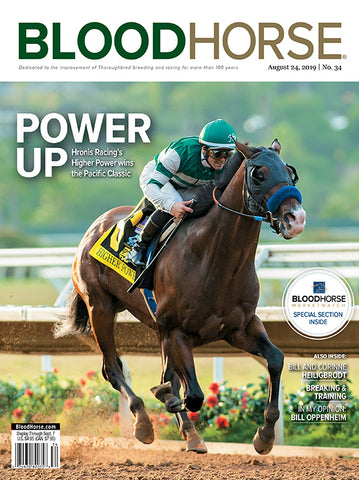 BloodHorse:  Aug 24, 2019 print