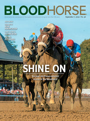BloodHorse:  Sept 7, 2019 print