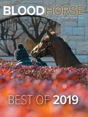 BloodHorse:  Best of 2019 tablet issue - Complimentary!