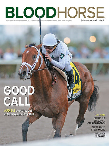 BloodHorse:  February 10, 2018 print