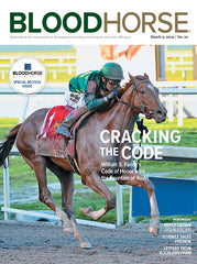 BloodHorse:  March 9, 2019 print