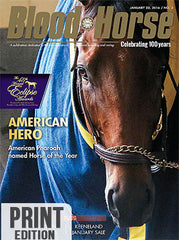 Blood-Horse: January 23, 2016 Print