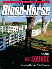 Blood-Horse Source 2015-2016